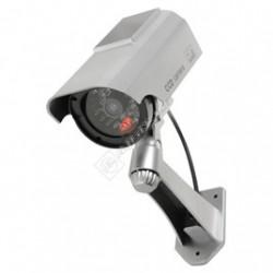 Mercury Dummy Infrared Solar Powered Bullet Security Camera