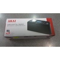 DAB DIGITAL RADIO AKAI