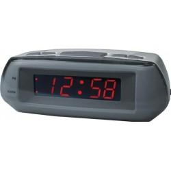 Metizo LED Alarm Clock 14cm